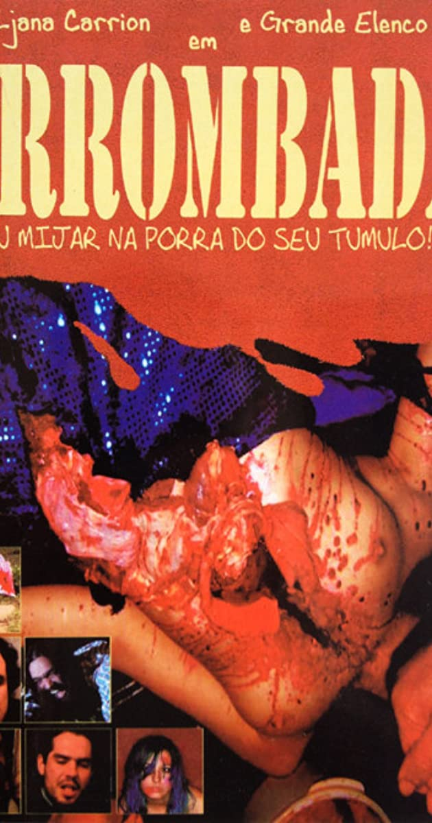 Arrombada – I Will Piss in Your Grave-